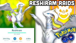 Get Ready for Reshiram Raids in Pokemon GO | Top Counters 100% IV moves & more!