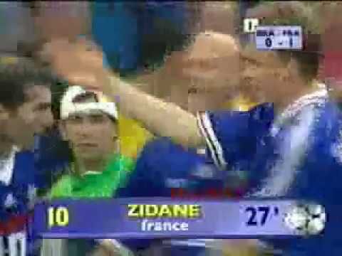 Zinedine Zidane Goals Video