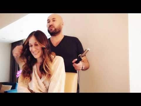 SJP Shoes | Real Talk with Sarah Jessica Parker & Serge Normant