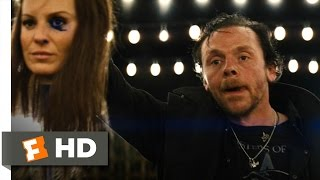 Video clip The World&#39s End (5/10) Movie CLIP - Fighting the Twins (2013) HD
