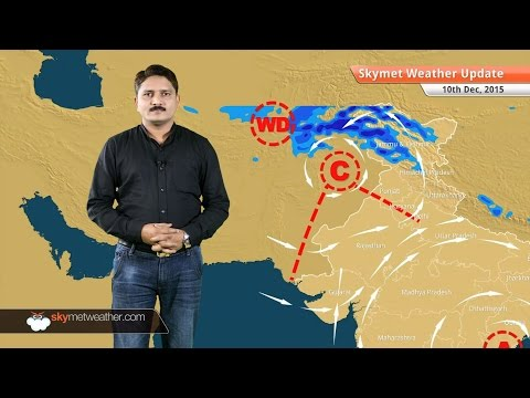 Weather Forecast for December 10: Jammu and Kashmir will experience rain and snowfall