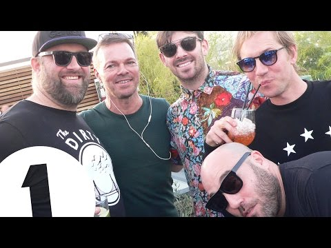 MK, Eric Prydz, Claude Von Stroke, Eats Everything, Jesse Rose, Riton & Patrick Topping B2B in LA