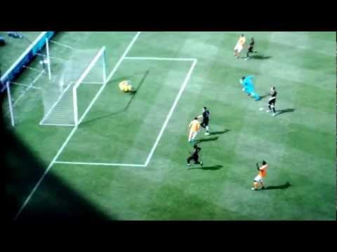 Petr Cech Goal.