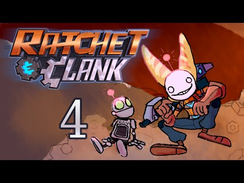Cry Plays: Ratchet & Clank [P4]