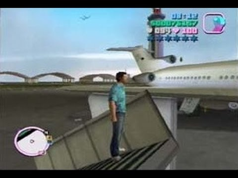 GTA vice city: how to get a plane - (GTA vice city plane)
