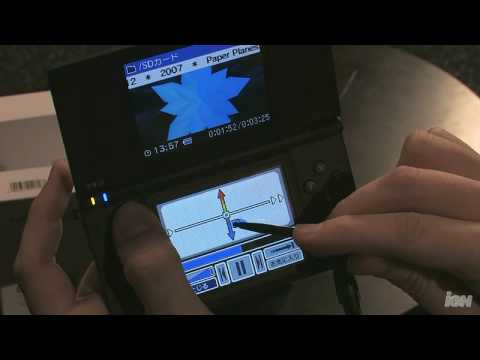 Nintendo DSi Hands-On