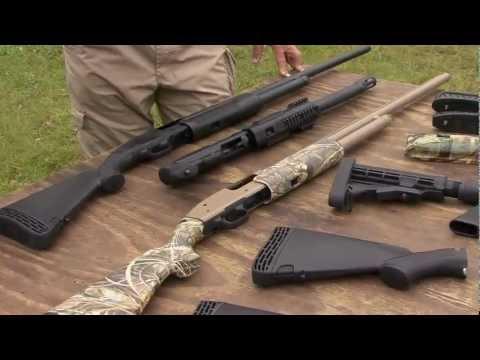 Mossberg's FLEX Shotgun System