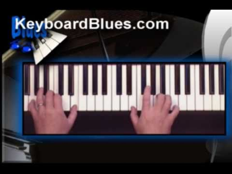 Learn how to play piano Blues Ch. 11 (4 of 4)