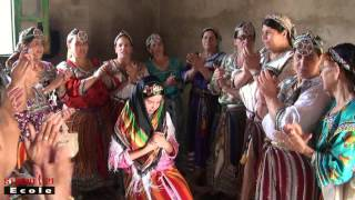 Mariage Traditionnel Kabyle - village Ait issad