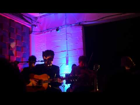 Noah And The Whale @ Hackney Studios 8/5/13