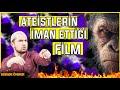Ateistlerin iman ettiği film: Maymunlar cehennemi / Kerem Önder