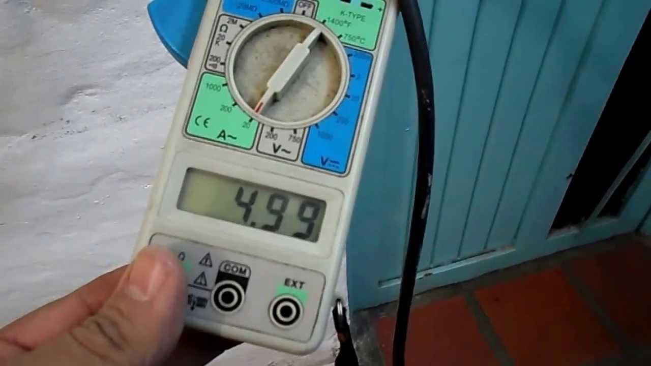 Aire Acondicionado Split Consumo El 233 Ctrico R 22 Youtube