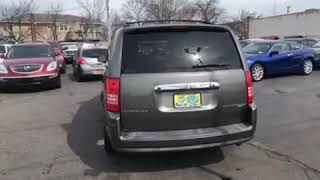 2010 Chrysler Town & Country Used Car W Babylon, NY Frontline Auto Sales