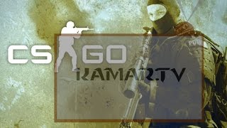 KamarTV : Daily Counter Strike Go #3 The salt From the East