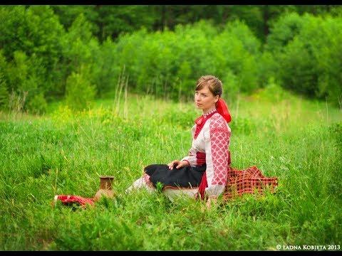 Через поле широкоє  Українська пісня Ukrainian song