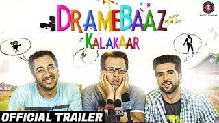 Dramebaaz Kalakaar - Official Trailer | Aryan Vaid, Hiten Paintal, Vivaan Arora & Shiraz Khan