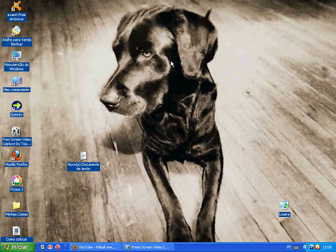 como colocar imagem no windows media player