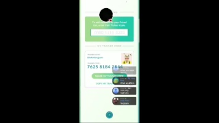 pokemon go friends and trading