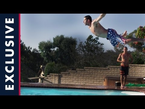 On Pace w/ Pastrana - Belly flops, Rope Swings, and Surgery - Episode 19