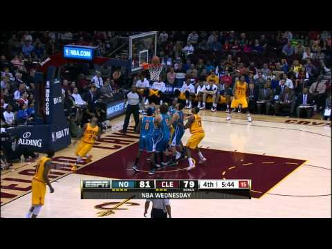 Kyrie Irving Scorches the Hornets