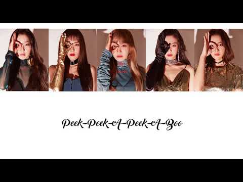 Red Velvet (레드벨벳) - Peek-A-Boo (피카부) Han   Rom   Eng