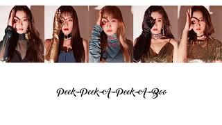 Download Lagu Red Velvet (레드벨벳) - Peek-A-Boo (피카부) Han   Rom   Eng Gratis STAFABAND