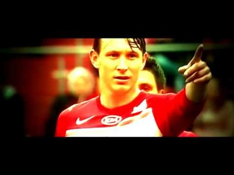 Spartak Moscow - The Red-White Men
