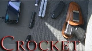 Crocket's EDC