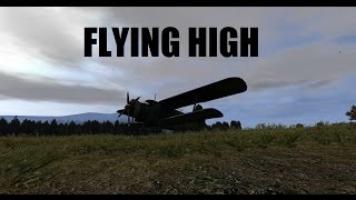 FLYING HIGH! | DayZ Mod Vanilla | Ep 3