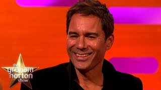 Eric McCormack's Teenage Photo is INCREDIBLE | The Graham Norton Show