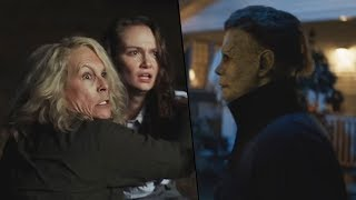 Halloween 2018 Ending - The End Of Michael Myers? Or The End Of Laurie Strode?
