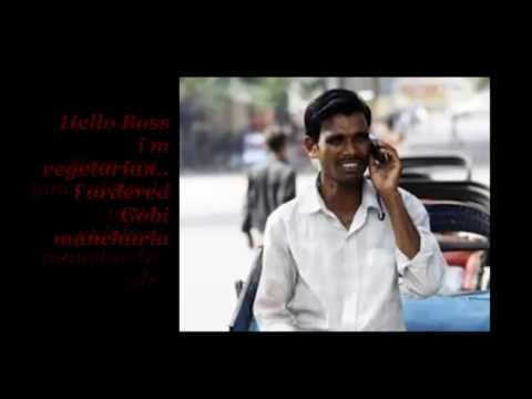 Funny Indian Call video