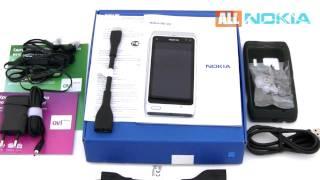 Nokia N8 в гостях у Allnokia.ru