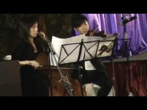妳的名字我的姓氏 Piano Trio@The Hong Kong Jockey Club Beas River Country Club