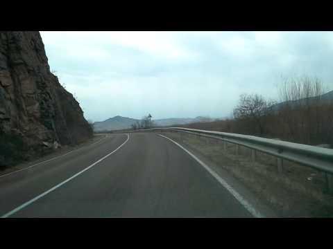 Трасса Улан-Удэ  - Чита, перевал