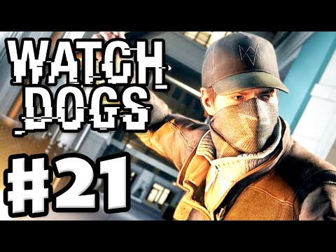 Watch Dogs - Gameplay Walkthrough Part 21 - Infiltrating Blume (PC, PS4, Xbox One)