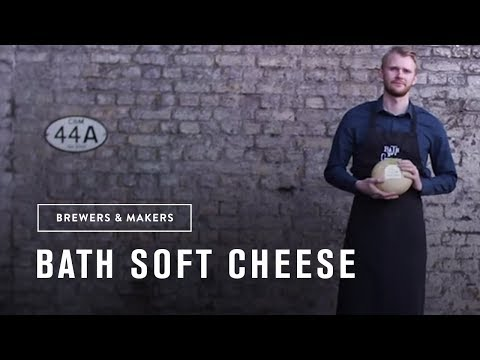 Brewers & Makers: Bath Soft Cheese