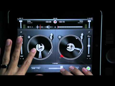 Walkthrough - DJAY app for ipad