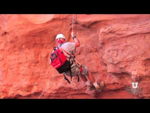 Canyoneering Course at the University of Utah