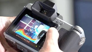 Hasselblad X1D-50C Tutorial (User Guide)
