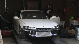 S15 + Precision Turbo (Pulls/Dyno Tune)