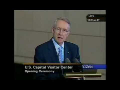 Harry Reid Doesn't Like Smelly Tourists