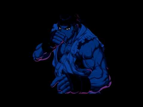 Super Street Fighter II Turbo HD Remix (Unused Intro)