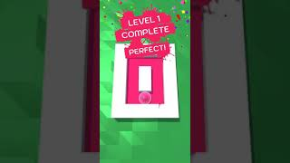 Roller Splat! gameplay - new iphone game. Levels 1-13
