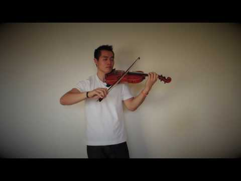10,000 Reasons (bless The Lord) - Matt Redman, (violin And Instrumental Cover) By William Wang video