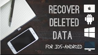 Recover Deleted Data From Any Dveice Using WONDERHSARE Dr Fone
