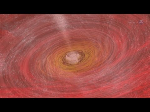 ScienceCasts: The Diner at the Center of the Galaxy