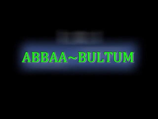 "Al itqan dawa group "" Abbaa bultum "" funny part 1"