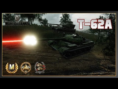 World of Tanks // T-62A // Ace Tanker // Confederate // Xbox One