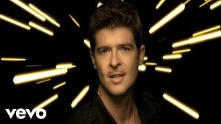 Клип Robin Thicke - Magic